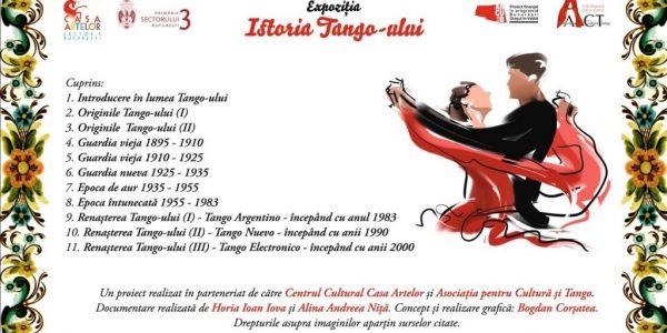 Expozitie istoria tango-ului
