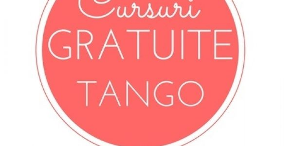 Cursuri tango